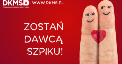 """""""Lekcja z życiem DKMS"""""""