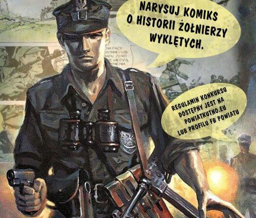 """Konkurs """"Żołnierze Niezłomni"""""""