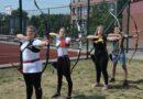 Szybki kurs łucznictwa w Kasprowiczu