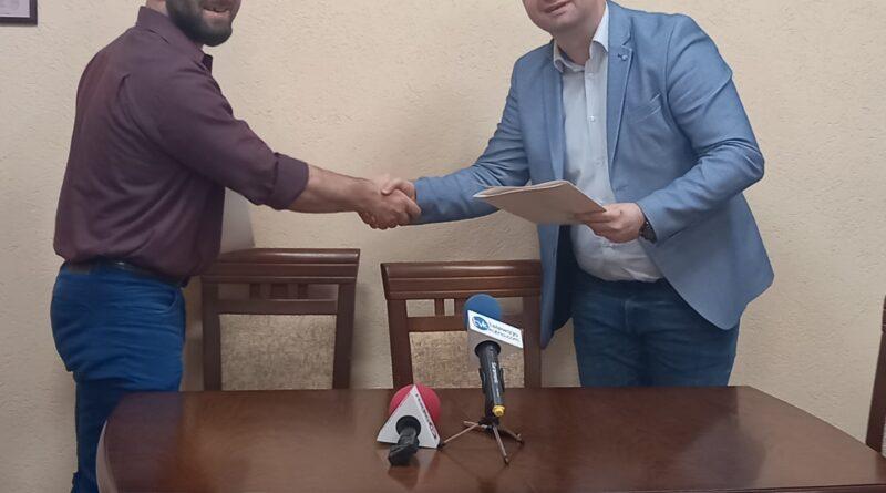 Podpisanie porozumienia o współpracy z Fundacją Marsz dla Nauki