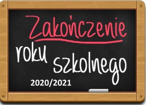 Komunikat Dyrektora II Liceum Ogólnokształcącego im. Jana Kasprowicza w Kutnie z dnia 23 czerwca 2021 r.