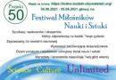 Projekt nr 50 Kutnowskiego Budżetu Obywatelskiego Festiwal Miłośników Nauki i Sztuki
